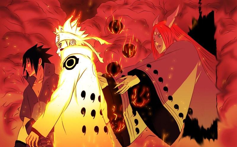 otsutsuki kaguya naruto sasuke