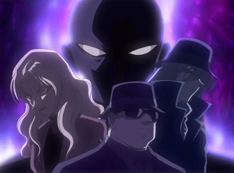 Conan hình dung về Karasuma Renya