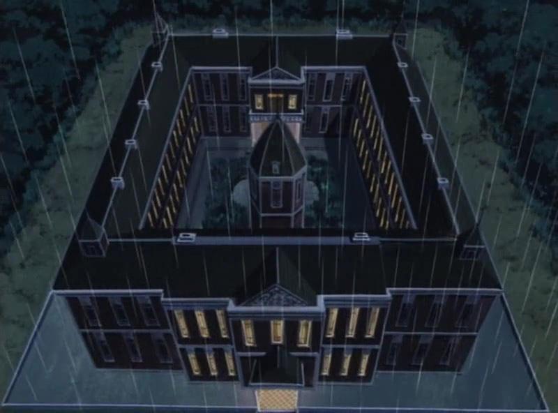 Lau đài hoàng hôn của Karasuma Renya