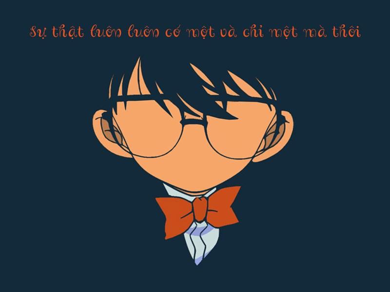 Những câu nói hay của Conan / Shinichi