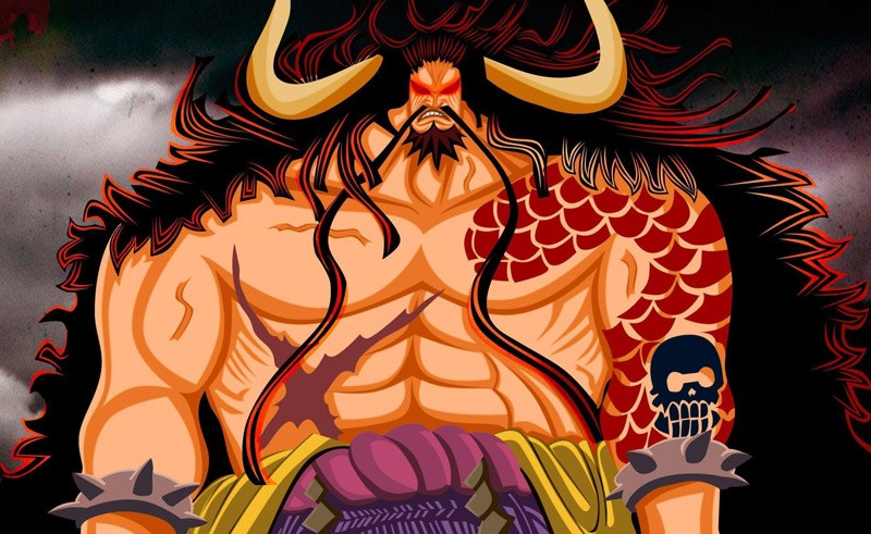 Tứ hoàng Kaido là ai