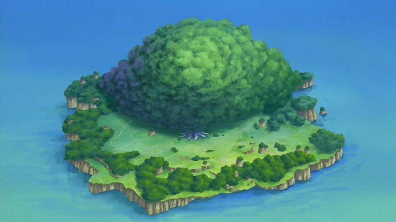 đảo Ohara bị Ngũ Lão Tinh tiêu diệt