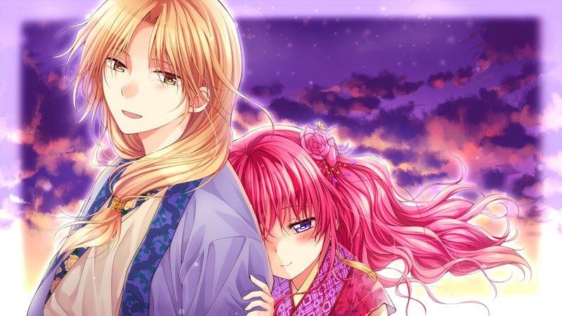 Akatsuki no Yona anime tình cảm hay