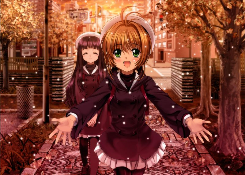 Cardcaptor Sakura Anime tình cảm hay