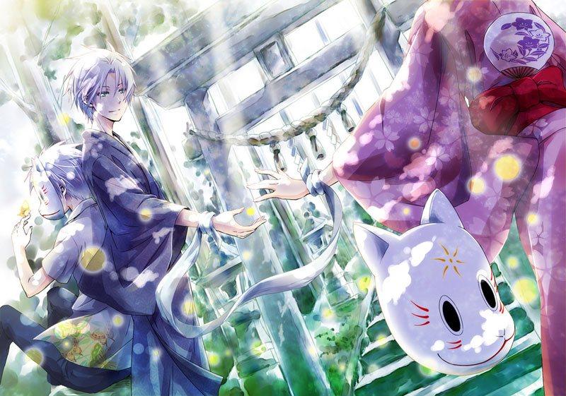 Những bộ phim Anime tình cảm hay nhất