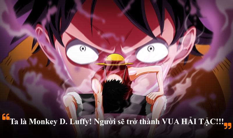 Những câu nói hay trong One Piece