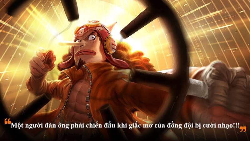 Những câu nói hay của Usopp trong One Piece