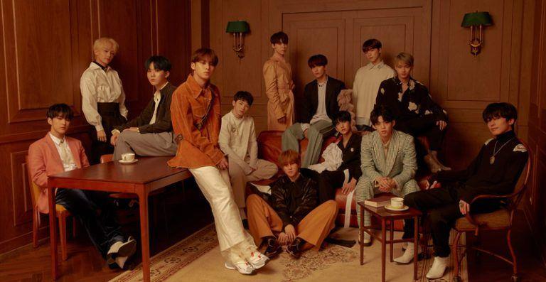 Thông tin về các thành viên nhóm Seventeen