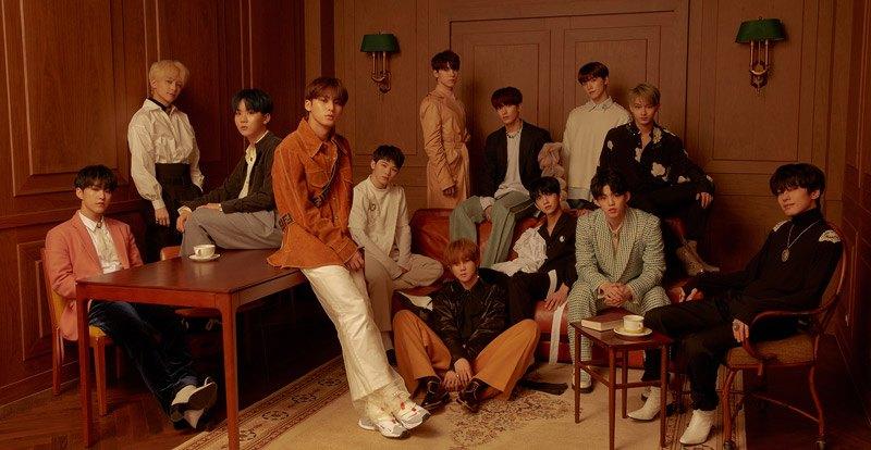 Thông tin các thành viên nhóm Seventeen
