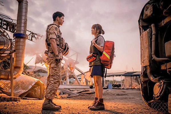 Bối cảnh phim đẹp giúp phim drama thu hút hơn