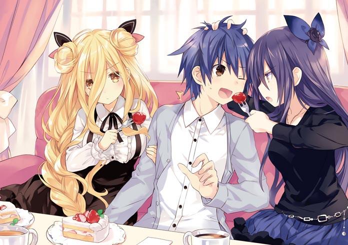 Những bộ Anime Harem hay nhất mọi thời đại