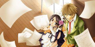 Những bộ Anime Romance Lãng mạn hay nhất