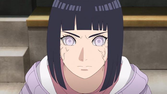 Byakugan của Hinata