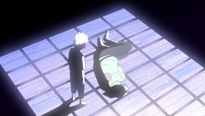 Cái chết của Hatake Sakumo