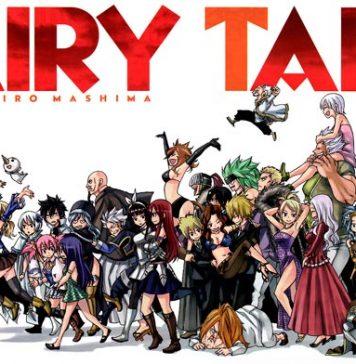 Danh sách các Hội và biểu tượng trong Fairy Tail