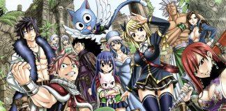 danh sách các nhân vật trong Fairy Tail