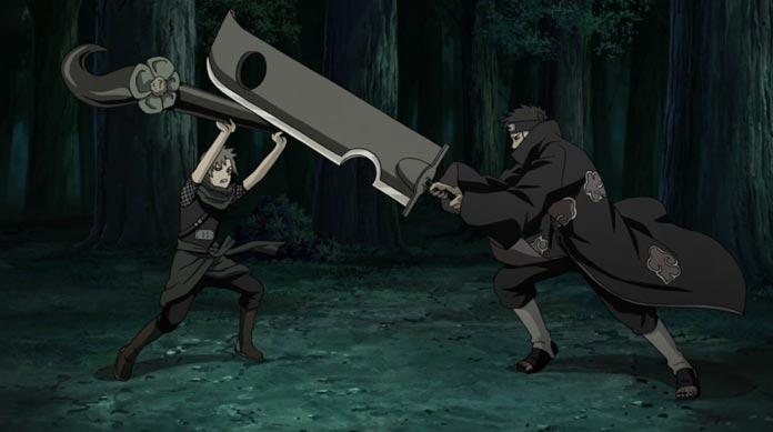 Juzo chiến đấu với Yagura