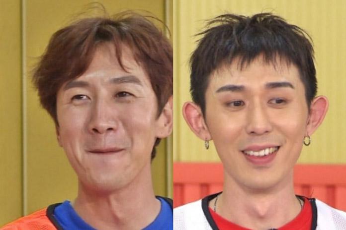 Lee Kwang Soo và Code Kunst có biệt danh mới trong Running Man tập 459
