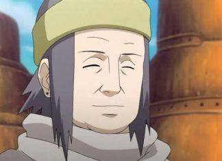 Nhân vật Chiyo trong Naruto