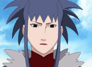Nhân vật Guren trong Naruto