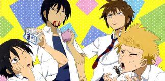 Những bộ Anime hài hước bựa nhất