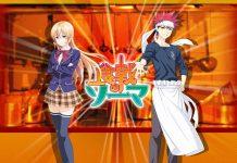 Những bộ Anime nấu ăn ẩm thực hay nhất