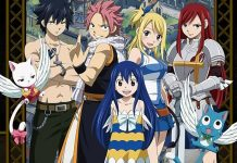 Những bộ Anime tương tự Fairy Tail