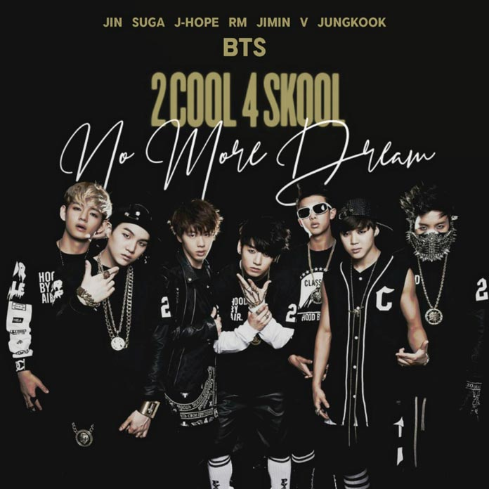 Album 2 Cool 4 Skool của BTS
