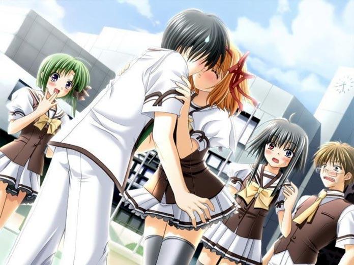 các kiểu nhân vật chính trong anime harem