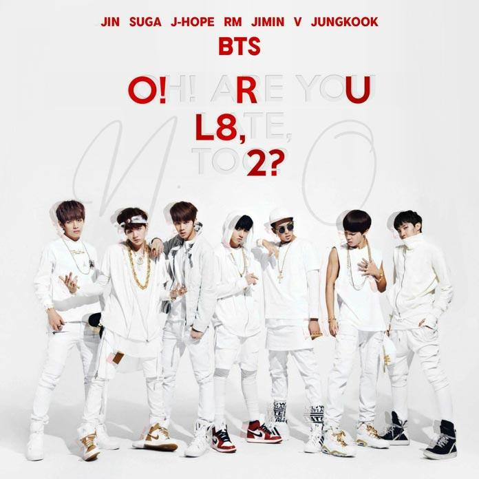 Những bài hát 2013 của BTS