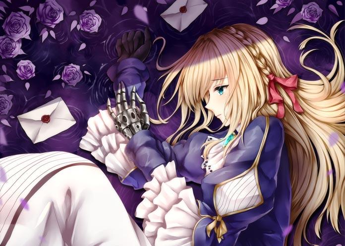 Violet Evergarden (Búp Bê Ký Ức)