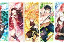 Các nhân vật trong Kimetsu no Yaiba