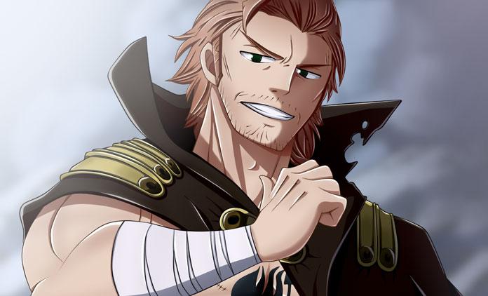 Gildarts Clive - nhân vật mạnh nhất trong Fairy Tail