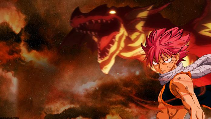 Natsu Dragneel - nhân vật mạnh nhất trong Fairy Tail