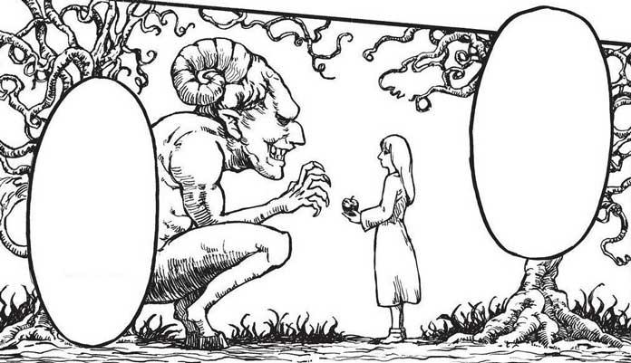 Ymir Fritz thỏa thuận với ác quỷ