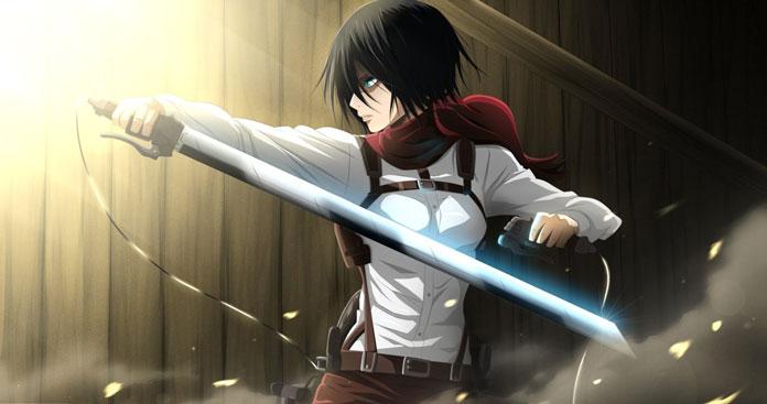Mikasa Ackerman – Attack on Titan
