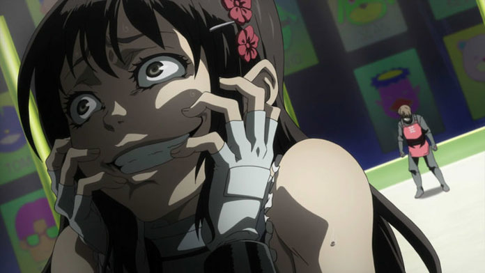 Takami Minatsuki – Deadman Wonderland