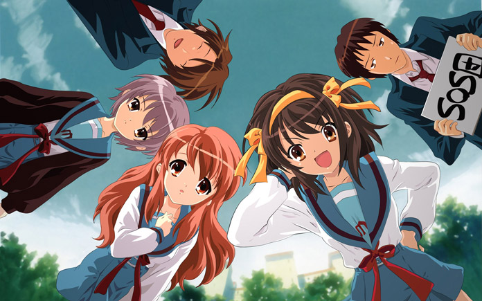 Arc Endless Eight trong The Melancholy of Haruhi Suzumiya