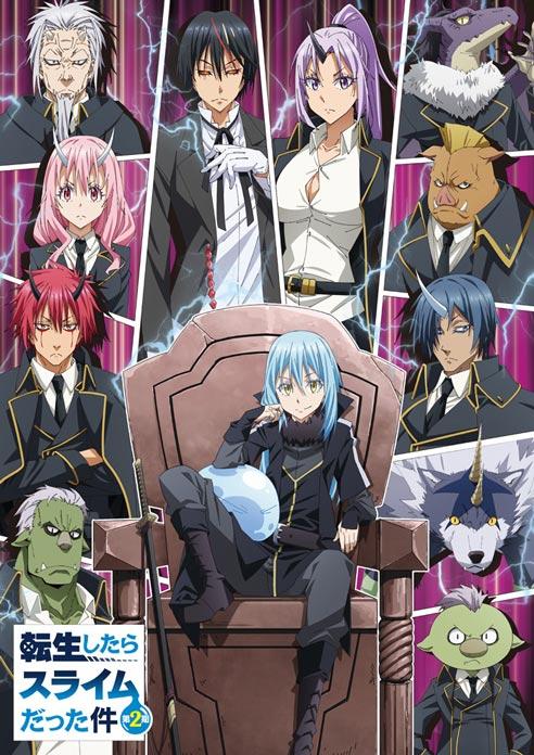Tensei Shitara Slime Datta Ken mùa 2 và phần phụ bị trì hoãn