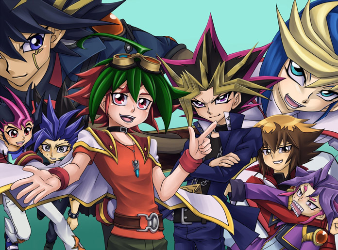 Arc Virtual World trong Yu-Gi-Oh!