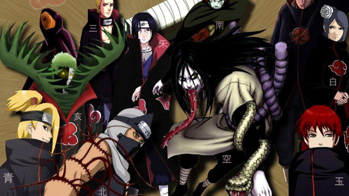 Akatsuki trong Naruto