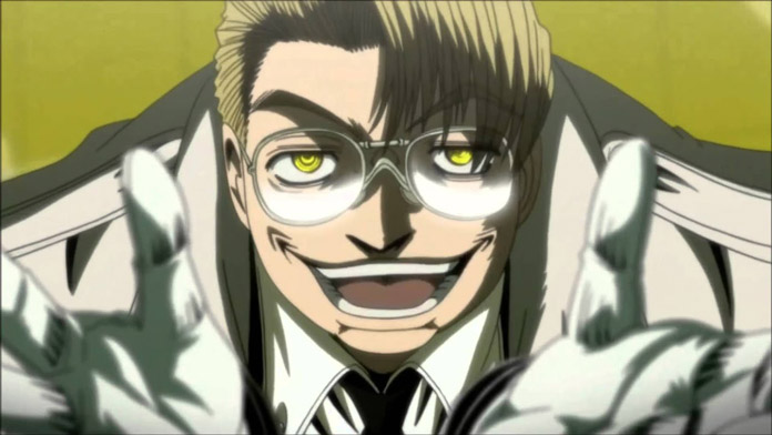 The Millennium Organization trong Hellsing Ultimate