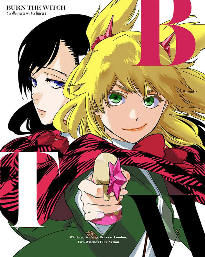 Anime Burn The Witch của Kubo Tite tiết lộ ca khúc chủ đề trong đoạn Trailer mới nhất!
