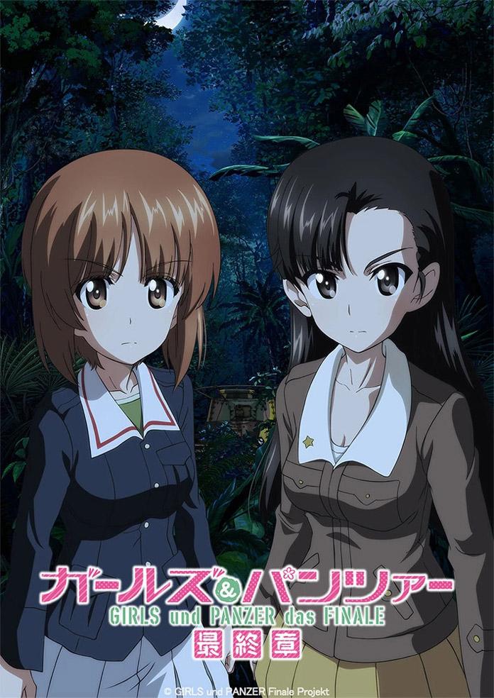 Girls & Panzer: Saishuushou phần 3 sẽ mở màn vào mùa xuân 2021!