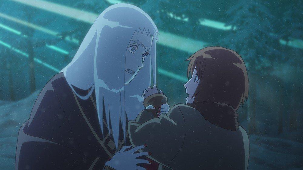 Anime Vampire in the Garden tiết lộ nhân sự, teaser và sẽ ra mắt năm 2021