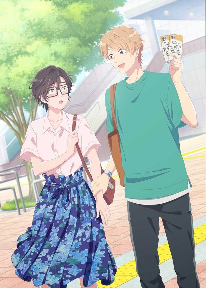 Hé lộ hình ảnh tập mới của Anime Wotakoi: Love is Hard for Otaku sẽ được ra mắt ngày 26 tháng 2
