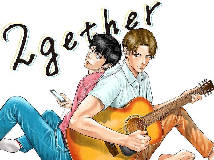 Hiromasa Okujima ra mắt Manga 2gether vào tháng 11