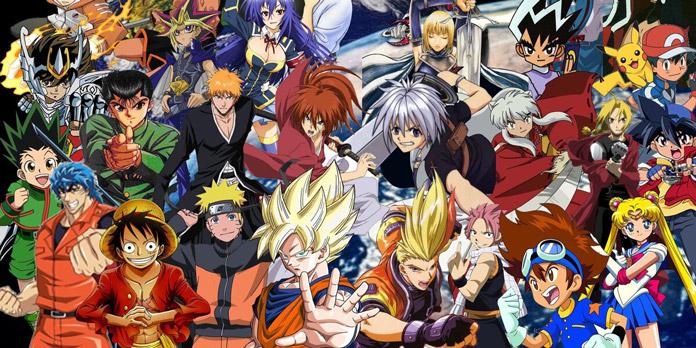 Đứng Ngồi Không Yên Với Những Nhân Vật Anime Được Yêu Thích Nhất