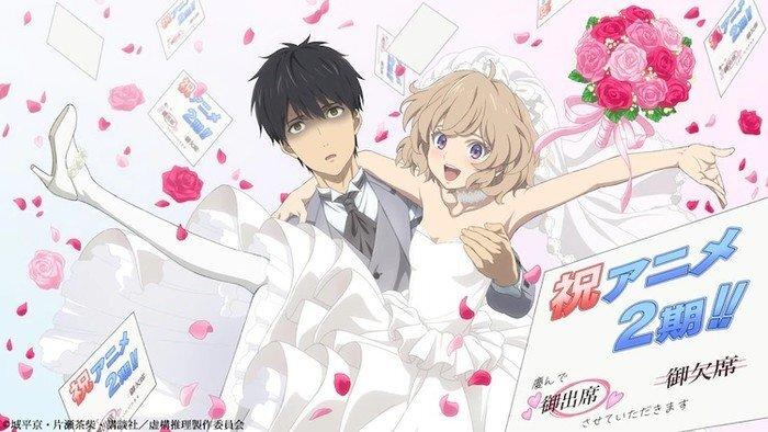 Anime Kyokou Suiri (In/Spectre) sẽ có phần 2