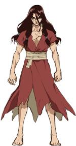 Tsukasa Shishiou Dr. Stone: Stone Wars